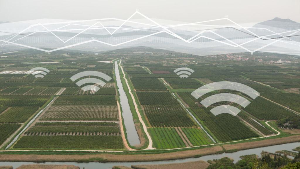 o agronegocio sera o maior beneficiario com o 5g