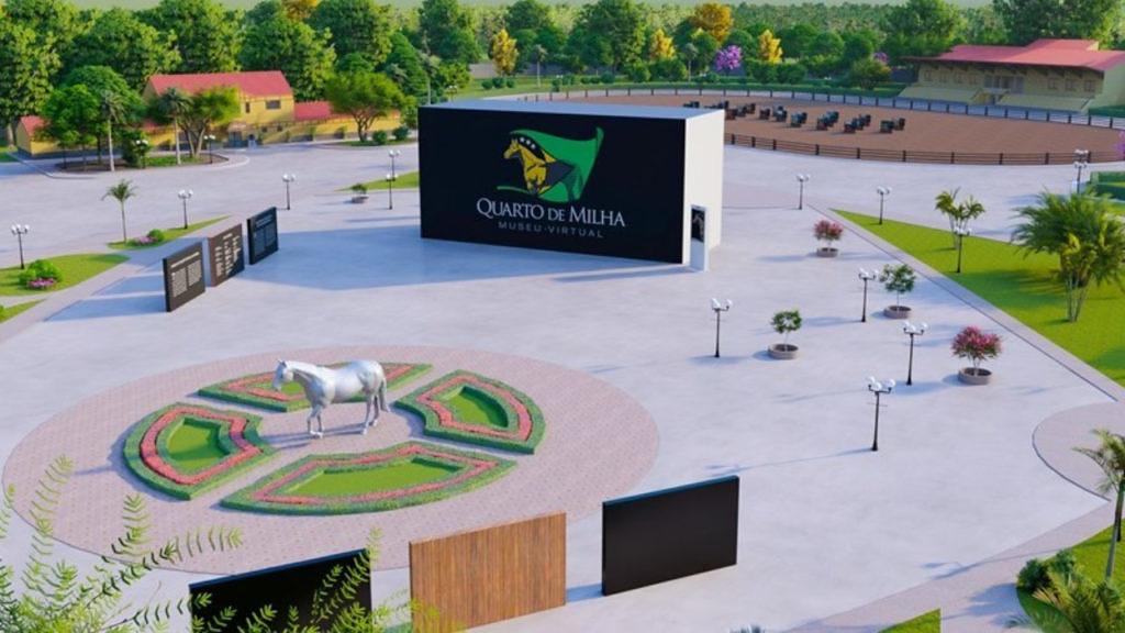 abqm realiza pre lancamento do museu virtual do cavalo quarto de milha