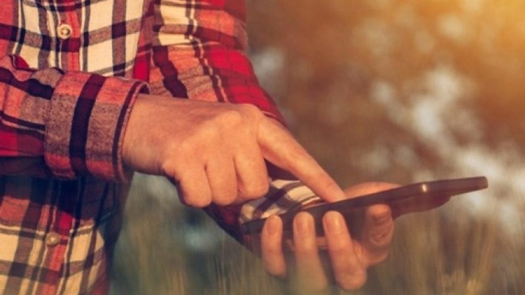 aplicativo fornece conhecimento ao produtor rural