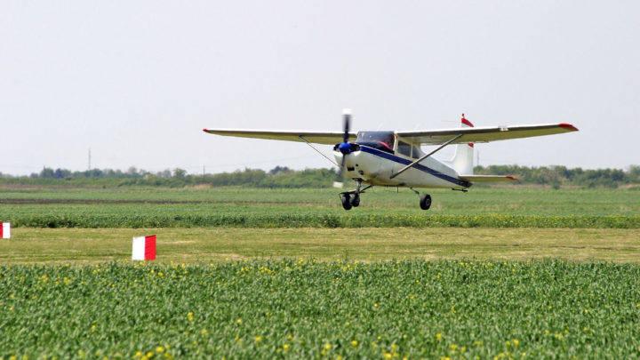 aviação agrícola