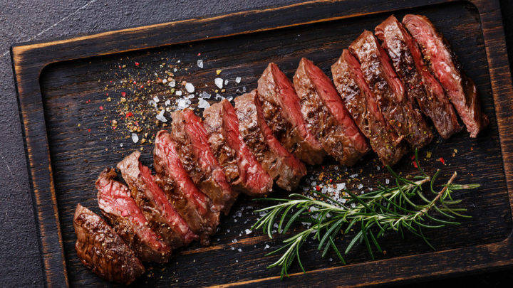 Diminui o consumo de carne bovina no Brasil