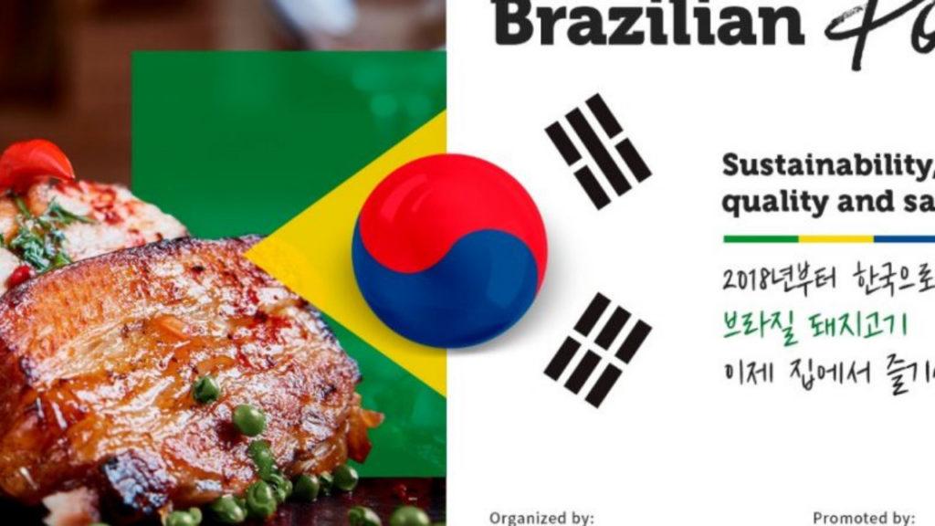Exportações ABPA promove campanha de imagem na Coreia do Sul