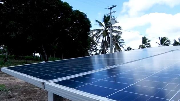painel solar coco