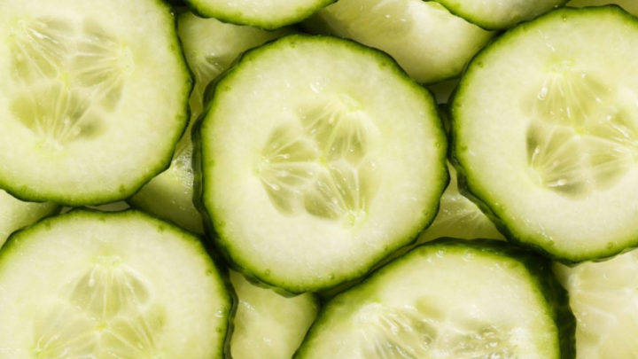 Pepino japonês está entre as boas opções de produto nutritivo e preço acessível