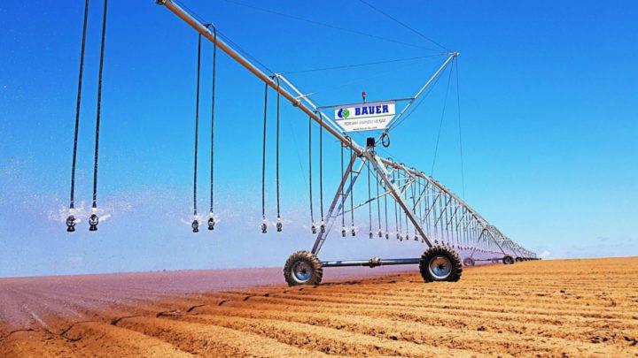 Setor global de irrigação está de olho no Brasil