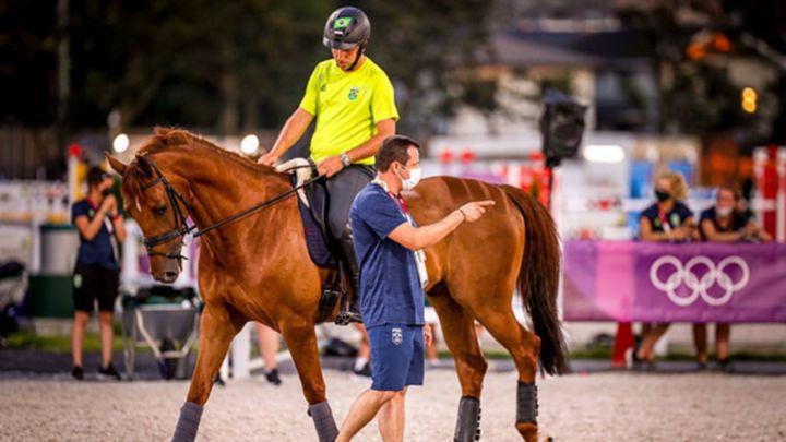 Concurso Completo de Equitacao em Jogos Olimpicos 1 2