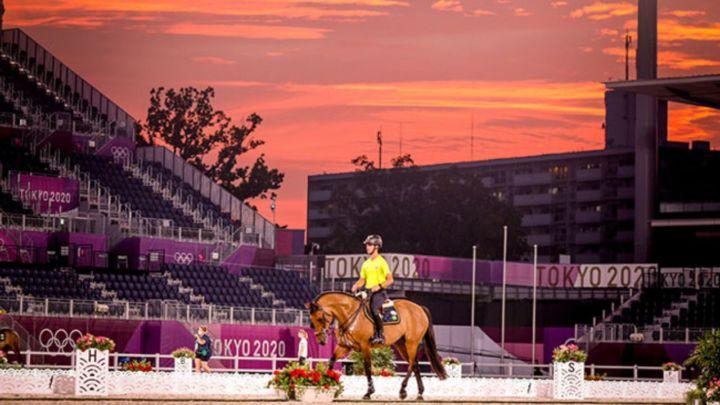Concurso Completo de Equitação em Jogos Olímpicos