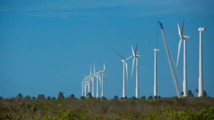 Região Nordeste bate recorde na geração de energia eólica e solar