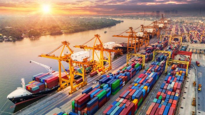 Brasil registrou um superávit comercial recorde no primeiro semestre do ano