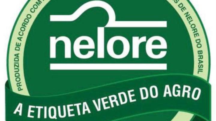 Carne Nelore com a etiqueta Verde do Agro
