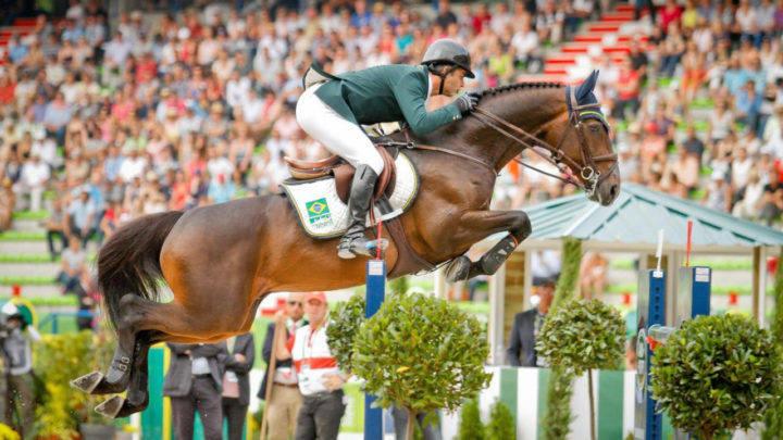 CBH define Time Brasil de Salto para a Olimpíada de Tóquio