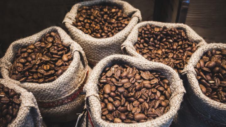 Semana histórica no mercado internacional do café
