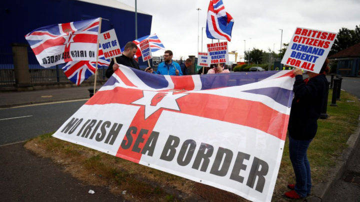União Europeia pede a Londres que encerre impasse agroalimentar