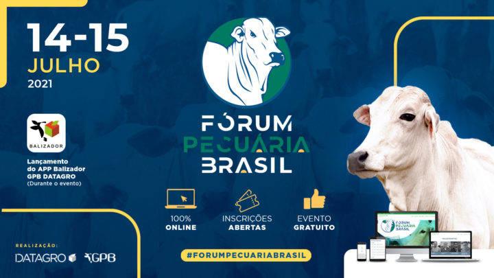 Vem aí a 1ª edição do Fórum Pecuária Brasil