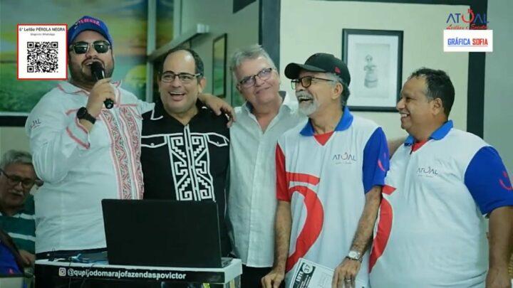 6o Leilao Perola Negra e apontado como um marco para a bubalinocultura nacional
