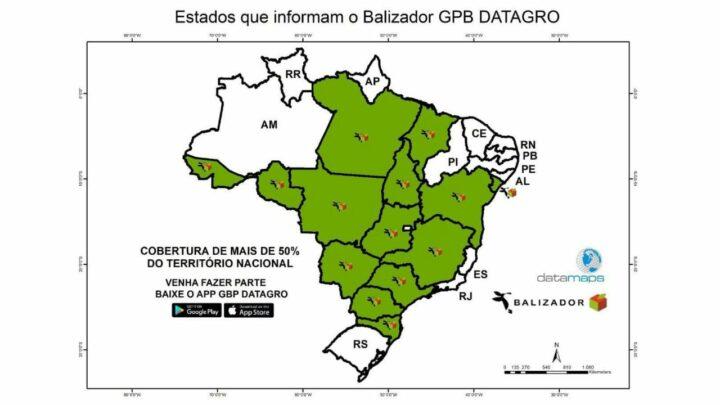App Balizador GPB DATAGRO registra o dobro de negociações informadas no primeiro mês de uso