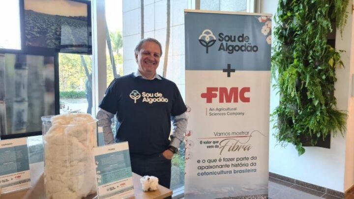 FMC promove campanha que valoriza o algodão brasileiro
