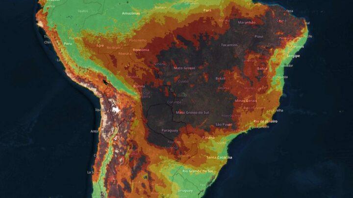 São Paulo tem preciptação de fuligem por queimadas