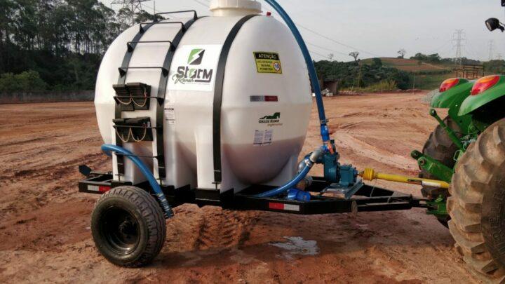 Conheça o Storm Tank, o mais novo equipamento fabricado pela Green Rider