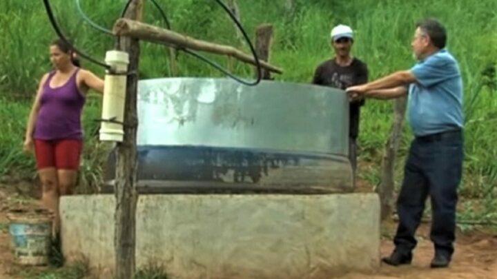 Emater-MG incentiva construção de biodigestores