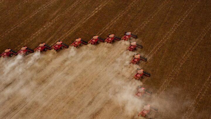 Exportações do agronegócio crescem 26,7%