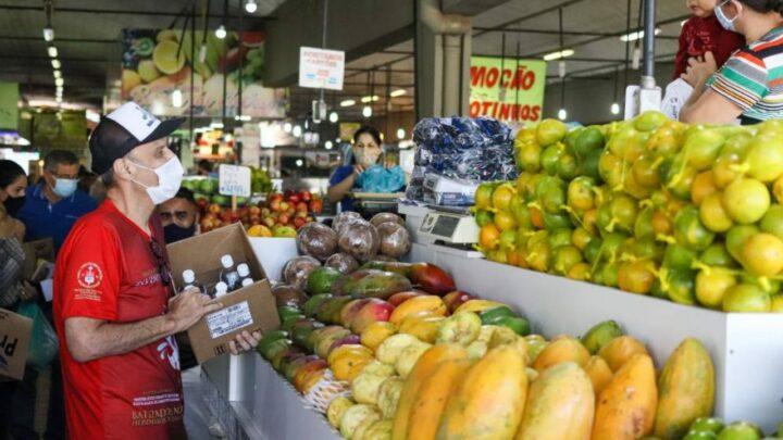 Frutas em alta no mercado