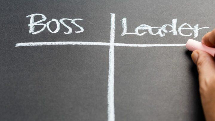 Líder ou chefe