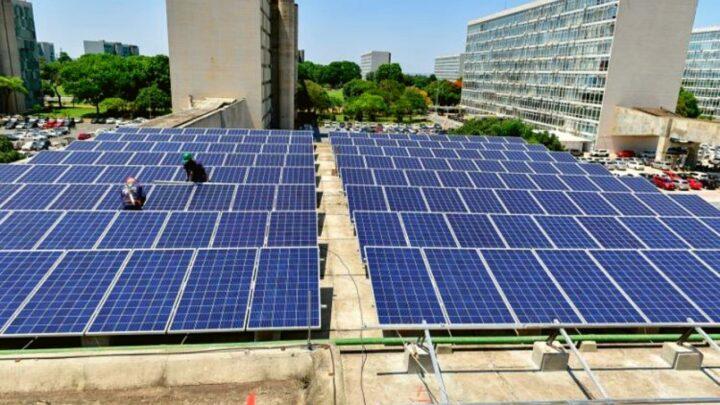 Matriz energética é quase 50% renovável