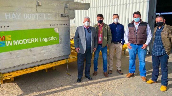 Transporte de cargas vivas em Viracopos e discutido 1