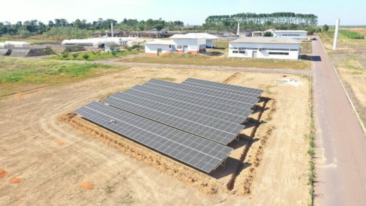 Usina fotovoltaica traz economia para a Embrapa MT (2)