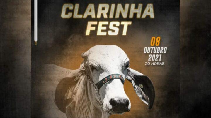 Com a chancela da ABCGirolando, Leilão Clarinha Fest acontece nesta sexta-feira